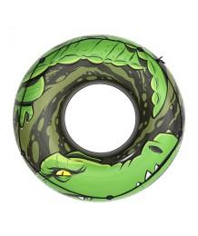 """River Gator Swim Ring 47"""""""