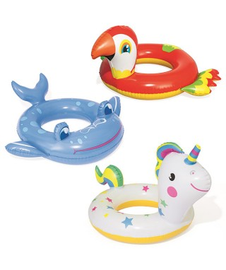 Animal Shaped Swim Rings