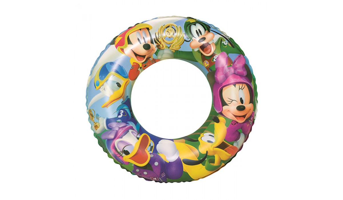 Ban Bulat Anak Mickey Roadster Racer