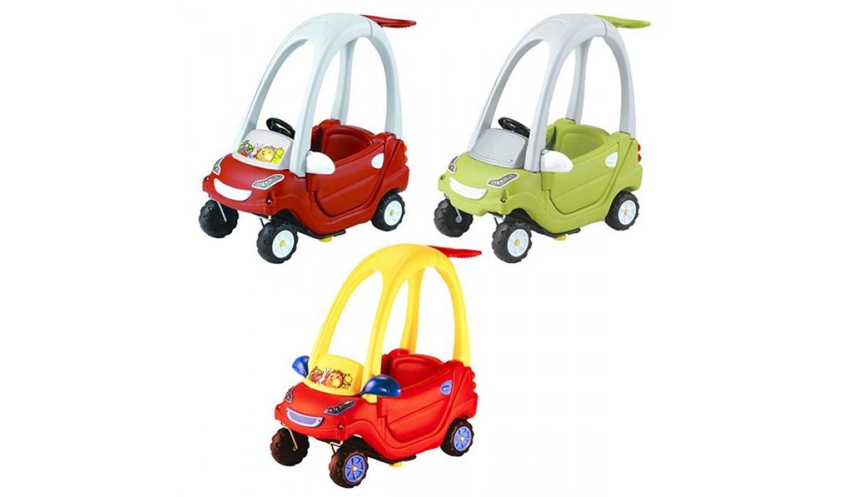 Mobil Tanpa Aki 3 Warna