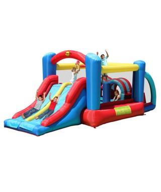 Istana Balon Racing Fun Bouncer
