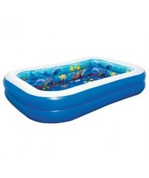 3D Undersea Adventure Pool