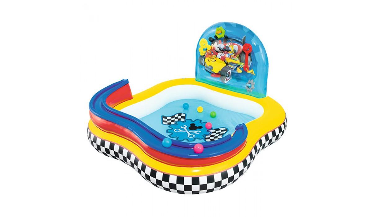 Mickey Gearwheel Play Center