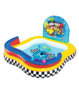 Mickey Gearwheel Play Center