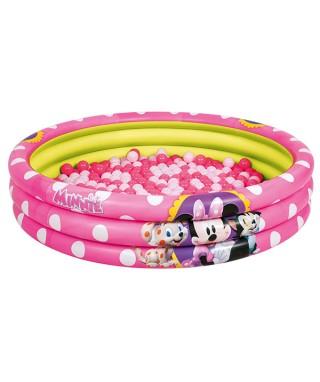 Kolam Anak Disney Minnie + Bola