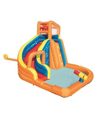 Istana Balon Turbo Splash