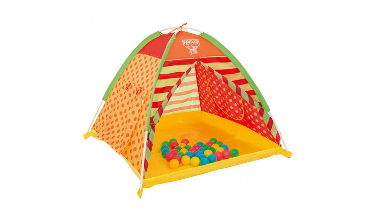 Tenda Anak & Bola