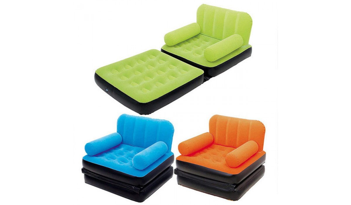 Sofa Angin Single Multifungsi Warna